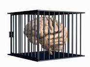 Brain imprisoned